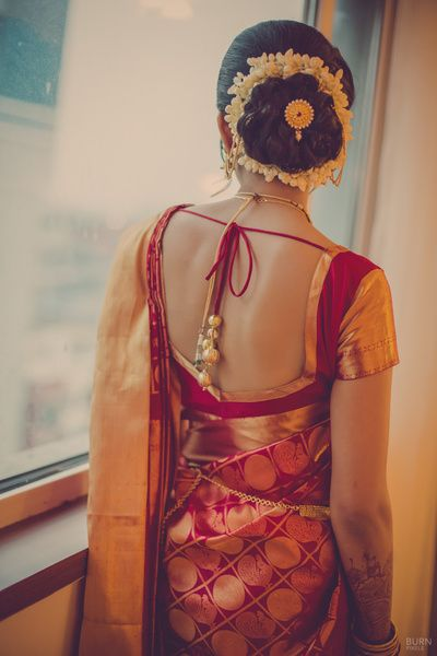 indian wedding blouse style