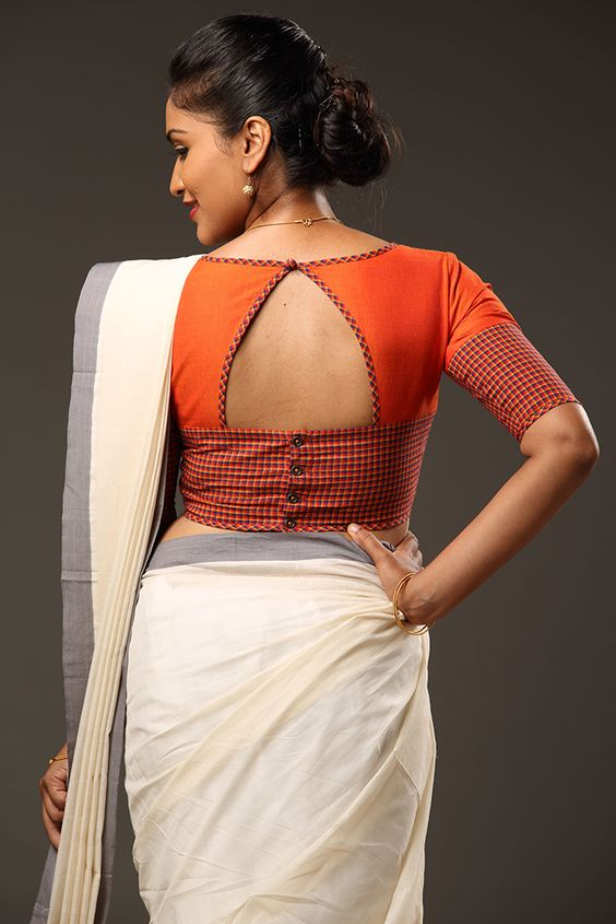 kumki blouse design