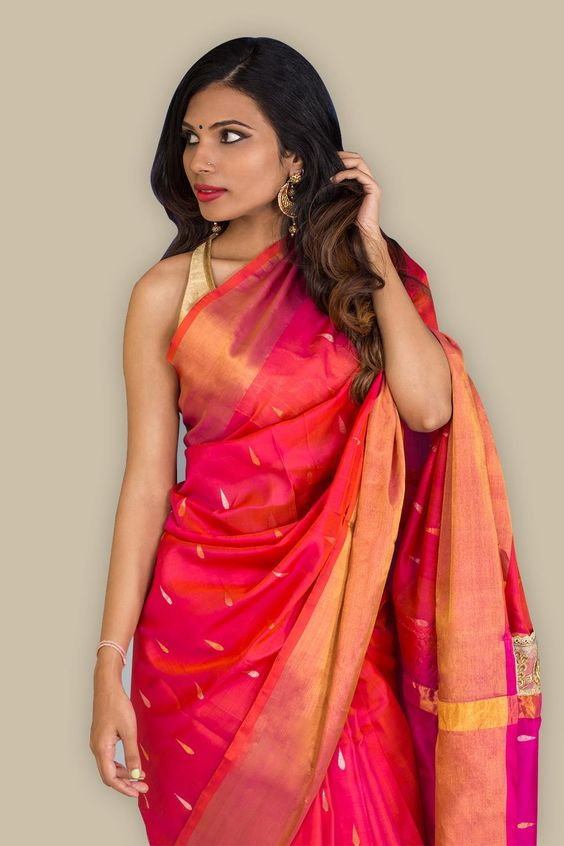 silk saree shops in mumbai