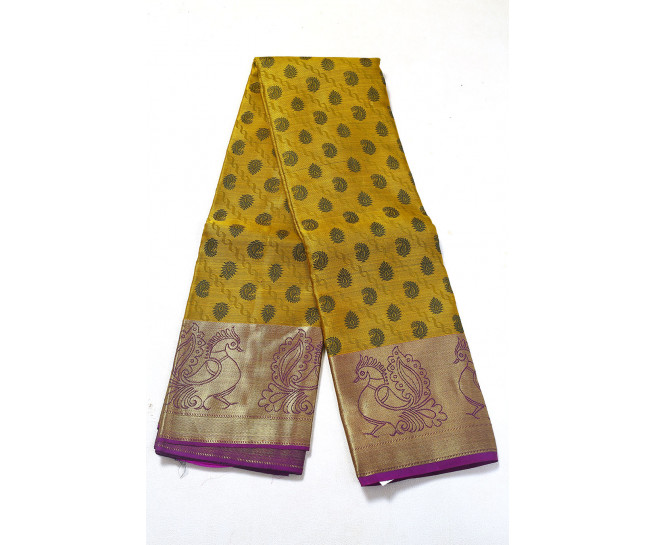 00PATTU5087PONNU - duon colour pattu saree