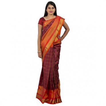 0UPPADA PATTU TRADITIONAL SAREE ABHUP009