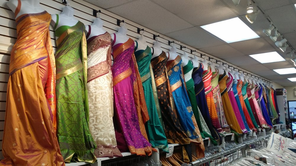 Iselin saree shops