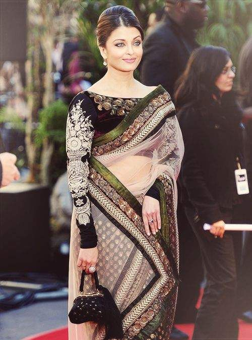 full sleeve blouse design by aishwarya