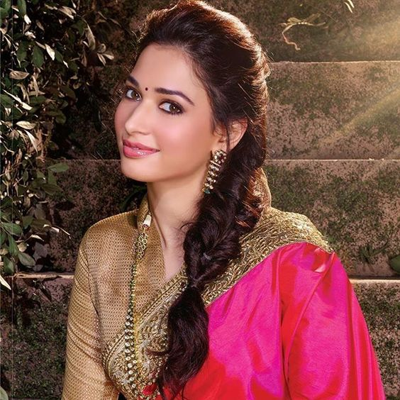 tamanna saree blouse designs kanchipuram sarees